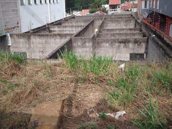 Terreno Em Jacareí Bairro Bandeira Branca - V3371