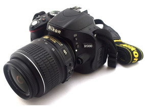 Camera Nikon D5100 16mp. Full Hd+lente 18-55 Perfeita