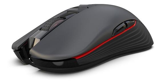 3*hxsj T30 2.4 Ghz Mouse Óptico Sem Fio Recarregável