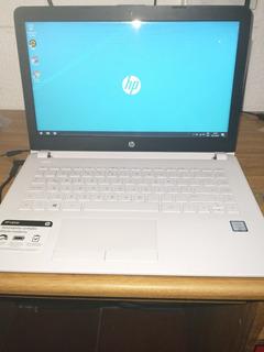 Notebook Hp 14 Bs021la I3 6006u
