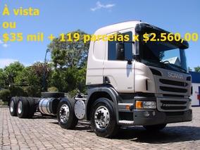 Scania P310 Bitruck 8x2 2017