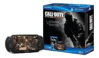 Console Playstation Vita Cod Black Ops Declassified Sony