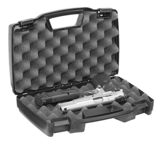 Estuche Rigido Pistola Revolver Funda Proteccio Caceria Tiro