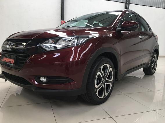 Honda Hr-v 2017 Exl. C/ 40 Mil Km. Unico Dono. Apenas 77.999