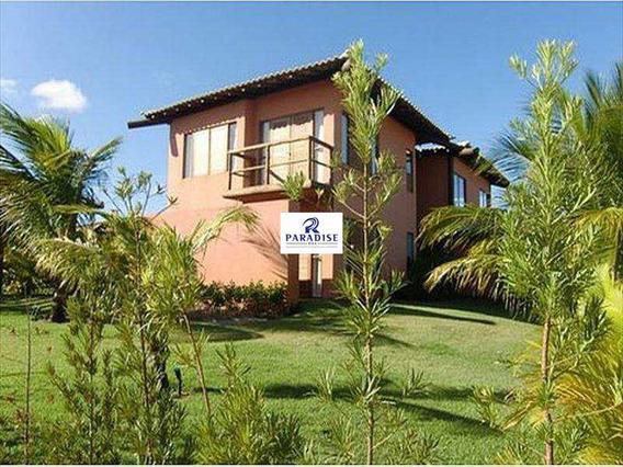 Casa Com 4 Dorms, Imbassaí, Mata De São João - R$ 950.000,00, 375m² - Codigo: 68200 - V68200