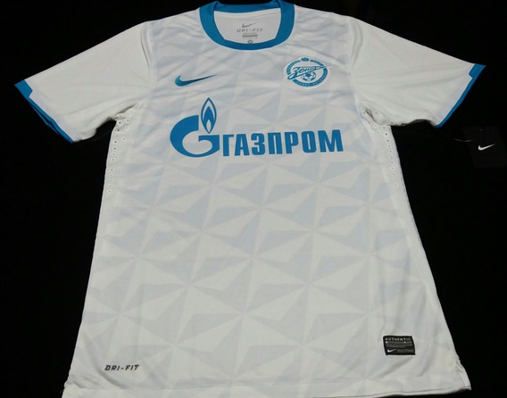 Camisa Zenit Away 2012 Tam. P Player Original