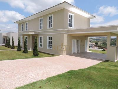 Casa Residencial À Venda, Condomínio Jardim Primavera, Louveira - Ca0539. - Ca0539