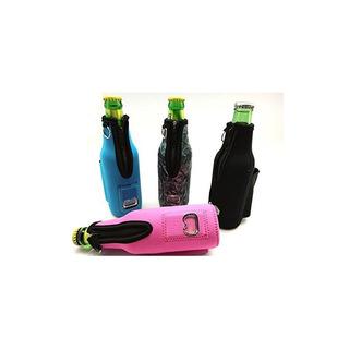 Botella De Cerveza Coolie Con Abrebotellas Y Soporte Para Ci