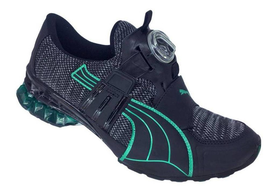 Tenis Puma Disc Cell Aether Knit Bdp Masculino