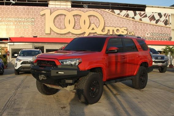 Toyota 4runner Trd Blindada