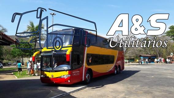 Marcopolo Dd 1800 Scania Super Oferta Confira!! Ref. 584
