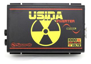 Inversor De Tensão Senoidal Usina Inverter 1000w 12v 220v S