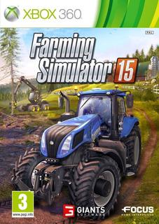Farming Simulator 15 Xbox 360 | Xbox 360 Digital