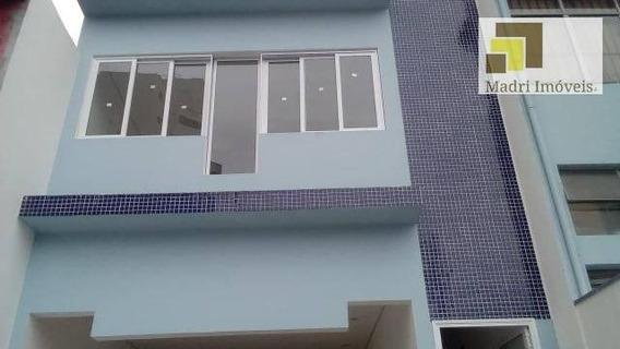 Sobrado Para Alugar, 450 M² Por R$ 16.000/mês - Vila Romana - São Paulo/sp - So0037