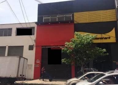 Loja Para Alugar, 780 M² Por R$ 15.000/mês - Brás - São Paulo/sp - Lo0047