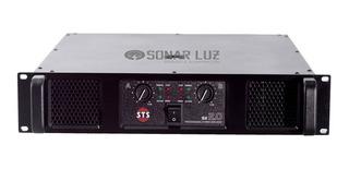 Amplificador Potencia Sts Sx 2.0 - 2 X 1000 Watts En 2 Ohms