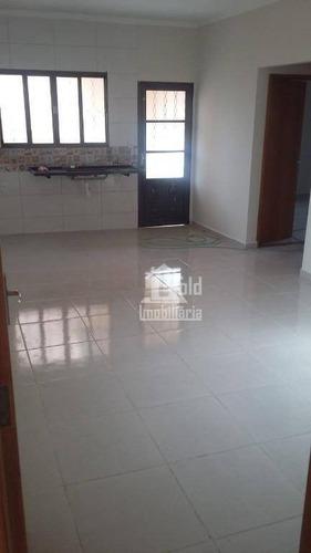 Apartamento Com 2 Dormitórios À Venda, 60 M² Por R$ 205.000 - Vila Tibério - Ribeirão Preto/sp - Ap4279