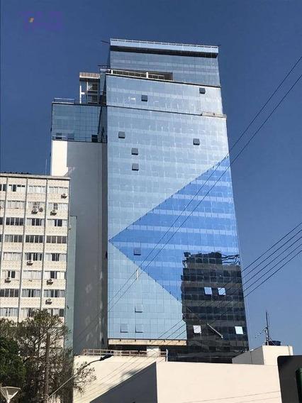 Sala Comercial Para Locação, Centro, Itajaí. - Sa0137