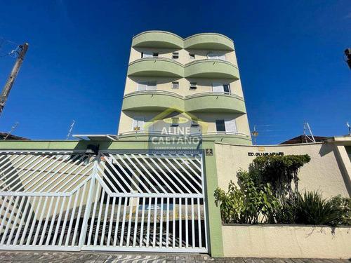 Imagem 1 de 29 de Apartamento Com 1 Dorm, Caiçara, Praia Grande - R$ 155 Mil, Cod: Cla362 - Vcla362
