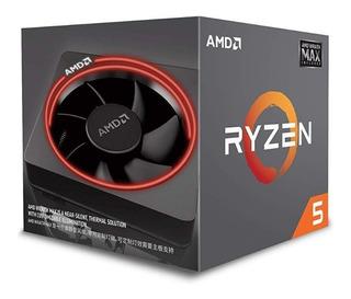 Procesador Cpu Amd Ryzen 5 2600x 3.6 Ghz/ Boleta