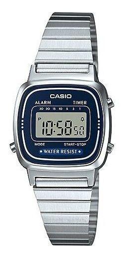 Relógio Feminino Casio Vintage La670wa-2df