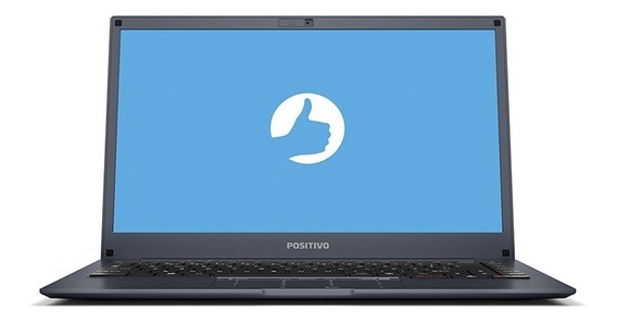 Notebook Positivo Motion C4500di 4gb 500gb Tela 14 Hd Linux