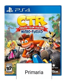 Crash Team Racing Nitro Fueled-juega Con Tu Usuario-oferta!