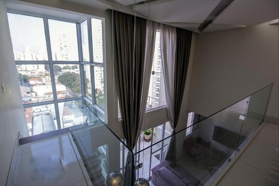 Apartamento Para Alugar No Bairro Vila Romana Em São Paulo - Cd905.cob.scipi-2