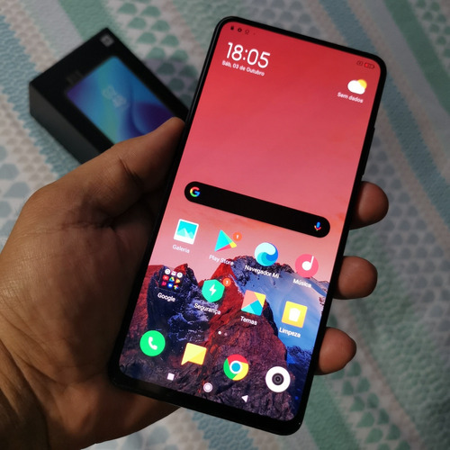 Celular Xiaomi Mi 9t Preto Conservado