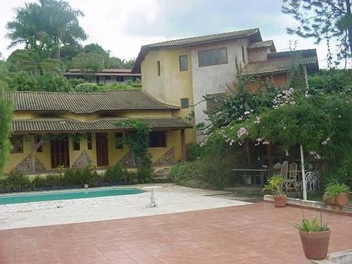 Casa Residencial À Venda Em Itatiba - Ca0082. - Ca1133