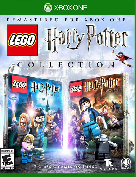 Lego Harry Potter Collection - Xbox One - Midia Fisica!
