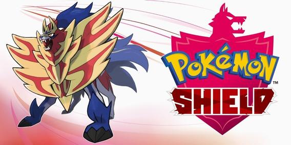 Pokémon Shield - Versão Digital (código De Download)