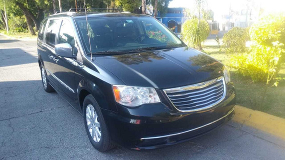 Chrysler Town & Country 2012 Limited Plus Piel Pantallas