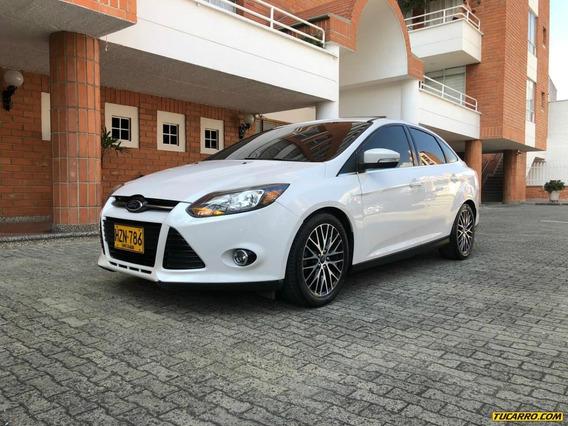 Ford Focus Titanium Más Full
