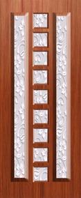 Adesivo Decorativo De Porta De Madeira