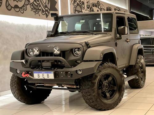 Jeep Wrangler 3.6 V6 284cv 2012 29.000km Com Acessorios