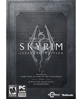 The Elder Scrolls V: Skyrim Legendary Edition - Pc