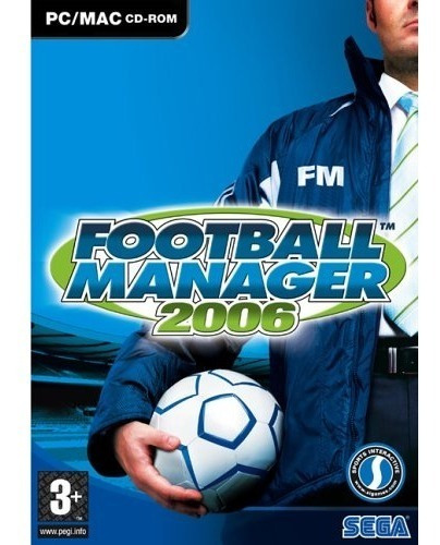 Football Manager 2006 Fm Pc Português
