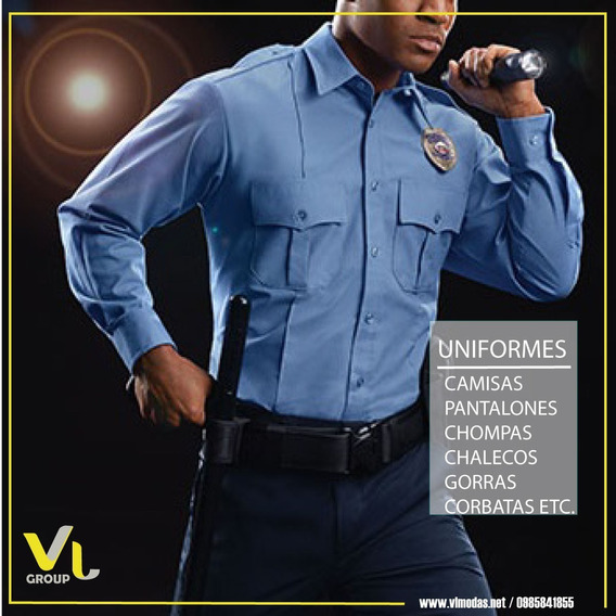 Uniformes De Guardias De Seguridad