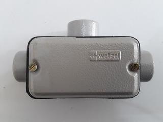 Condulete / Caixa De Passagem De Alumínio Galvanizado 3/4