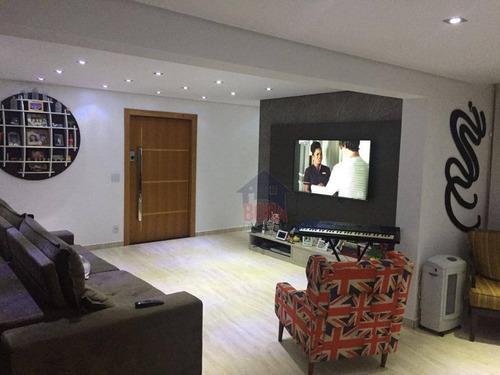 Imagem 1 de 30 de Apartamento Residencial À Venda, Vila Rosália, Guarulhos. - Ap0030