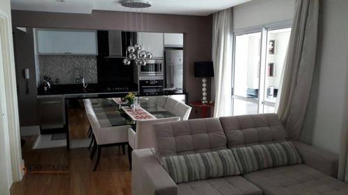 Ótimo Apartamento Com 2 Suítes À Venda, 79 M² - Vila Leopoldina - São Paulo/sp - Ap1879