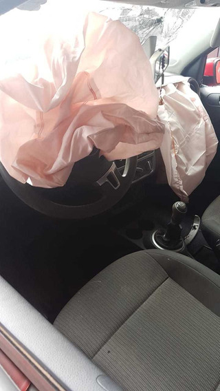 Volkswagen Gol 2015 Airbag Motor Câmbio Diferencial Sucata