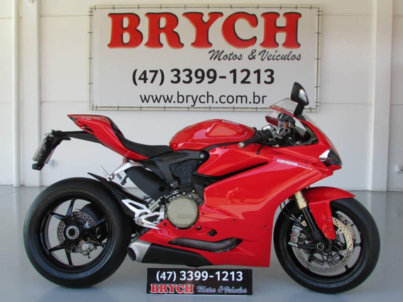 Ducati Panigale 1299 Abs 2017