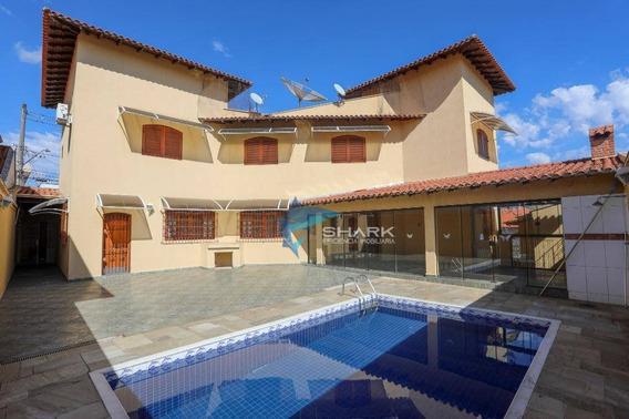 Casa Com 4 Dormitórios À Venda, 399 M² Por R$ 1.499.000 - Jardim Flórida - São Roque/sp - Ca0056