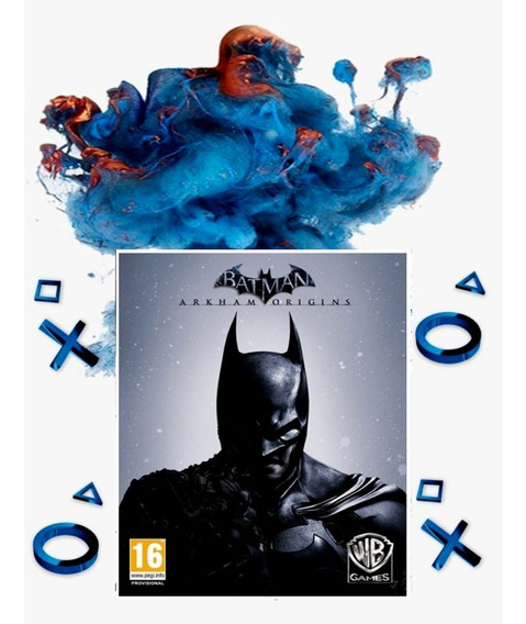 Batman Arkham Origins + Batman Telltale Series Completo