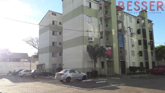 Excelente Apartamento Com 2 Dormitorios   Sapucaia - V-755