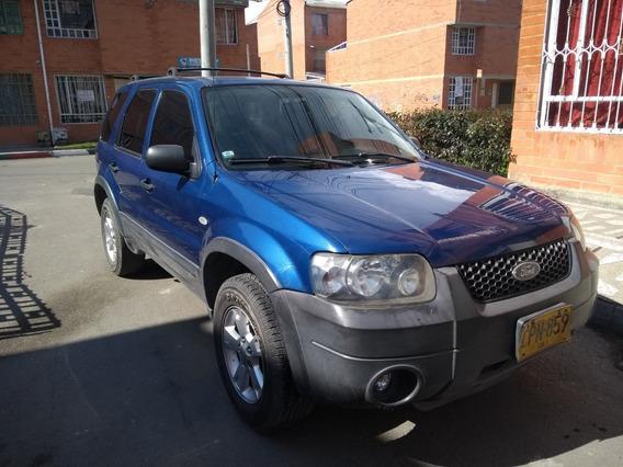 Ford Escape 2007 4x4