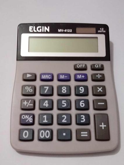 Calculadora Mesa 12 Dígitos Elgin 003838