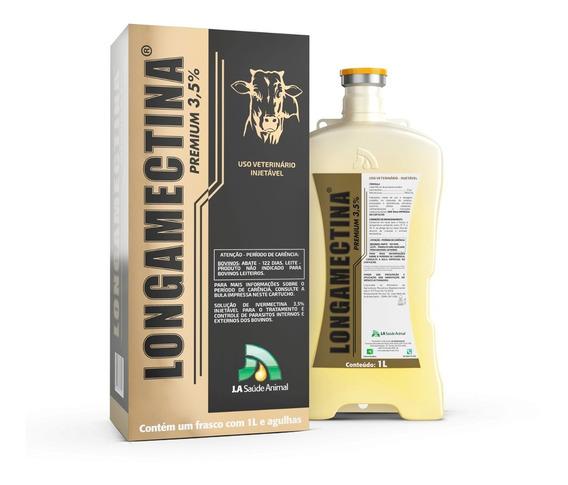 Longamectina Premium 3,5% - 1 Litro